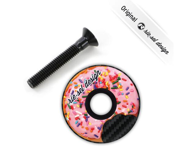 Riesel Design stem:cap donut